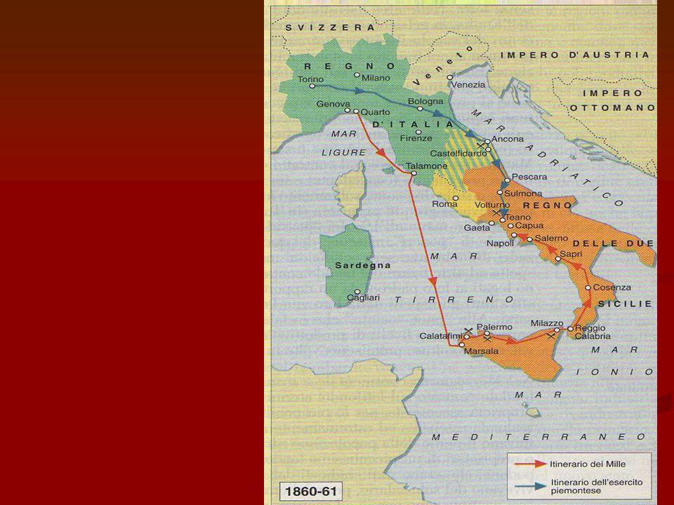 Mazzini e lidea di patria Eran trecento, eran giovani e forti, e sono morti.