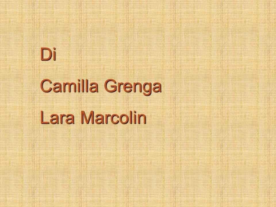 Di Camilla Grenga Lara Marcolin