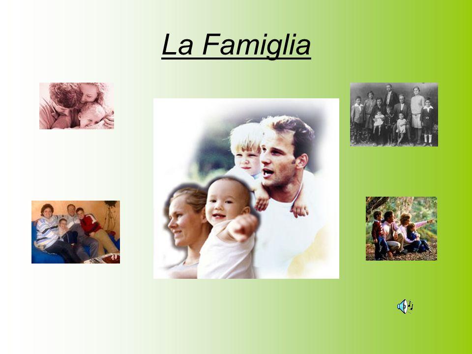 La politica deve dare più spazio alla famiglia.