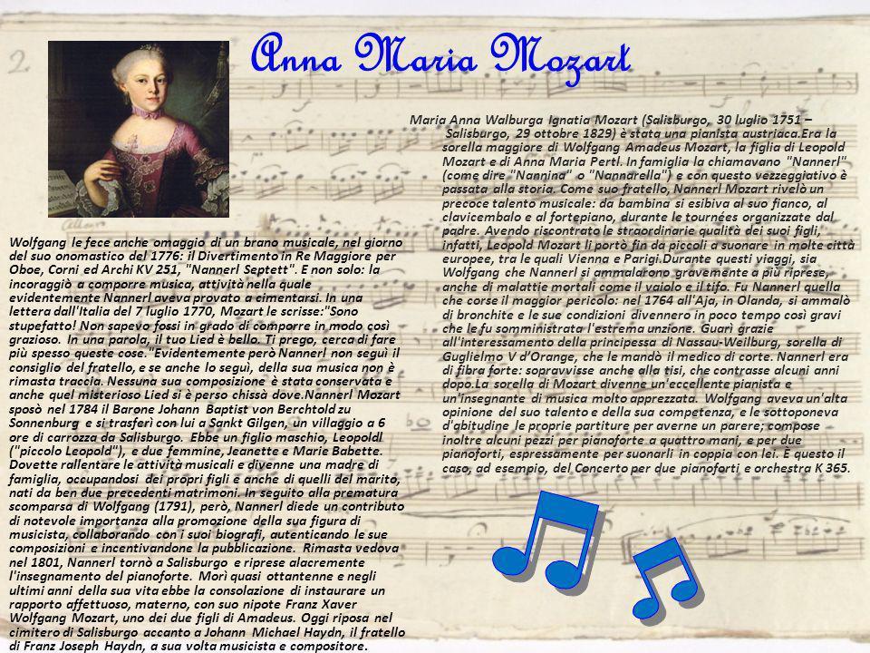 Fanny Mendelssohn Fanny Cäcilie Mendelssohn Bartholdy, in seguito, da sposata, Fanny Hensel (Amburgo, 14 novembre 1805 – Berlino, 14 maggio 1847), è stata una pianista e compositrice tedesca.