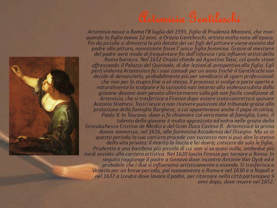 Giovanna Garzoni Giovanna Garzoni rappresenta una singolare figura di artista, nota per le sue pregevoli miniature e soltanto di recente apprezzata per aspetti non meno importanti della sua creatività, come la pittura, la ritrattistica o, addirittura, l illustrazione scientifica.