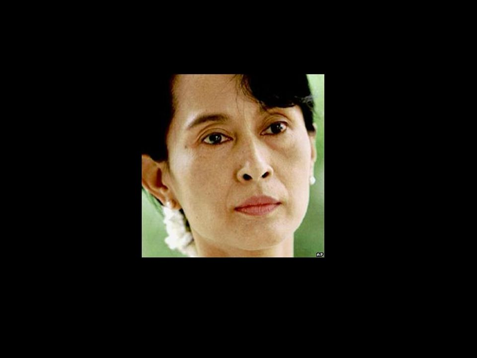 mentre l occidente credeva che la Birmania fosse politicamente ed economicamente un mondo sereno …