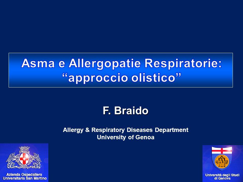 Rapporti tra rinite ed asma: quali sono gli aspetti fisiopatologici.