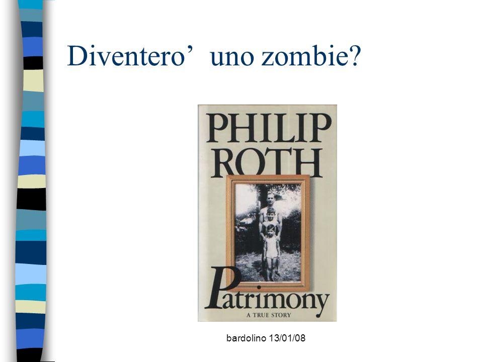 bardolino 13/01/08 Diventero uno zombie?