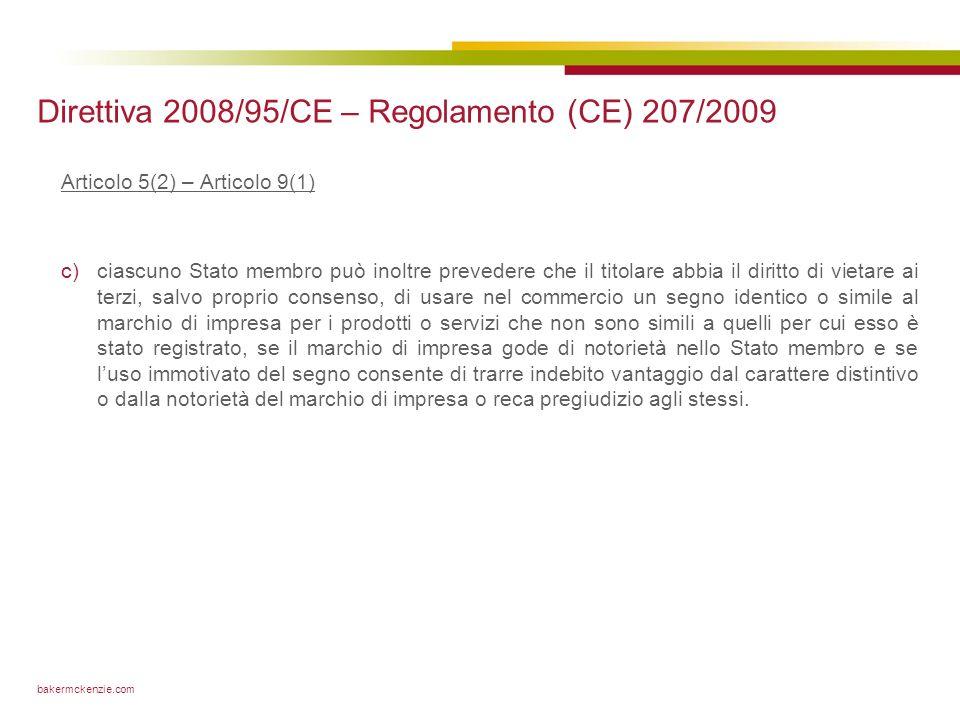 bakermckenzie.com Italia Proposta di legge Fava n.