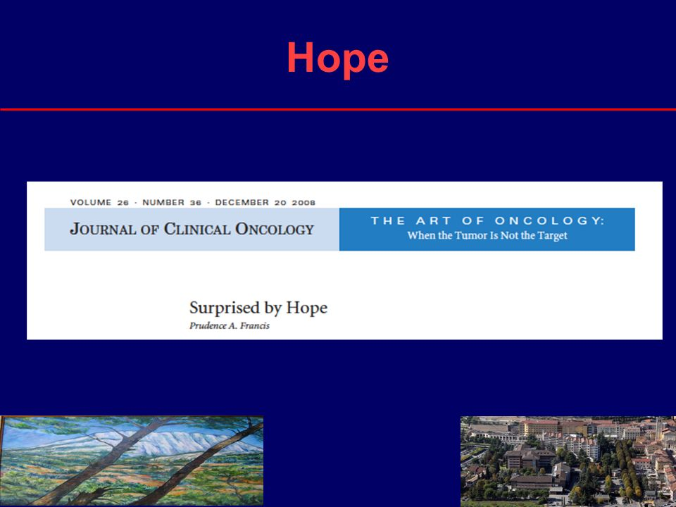 8 Surprised by hope