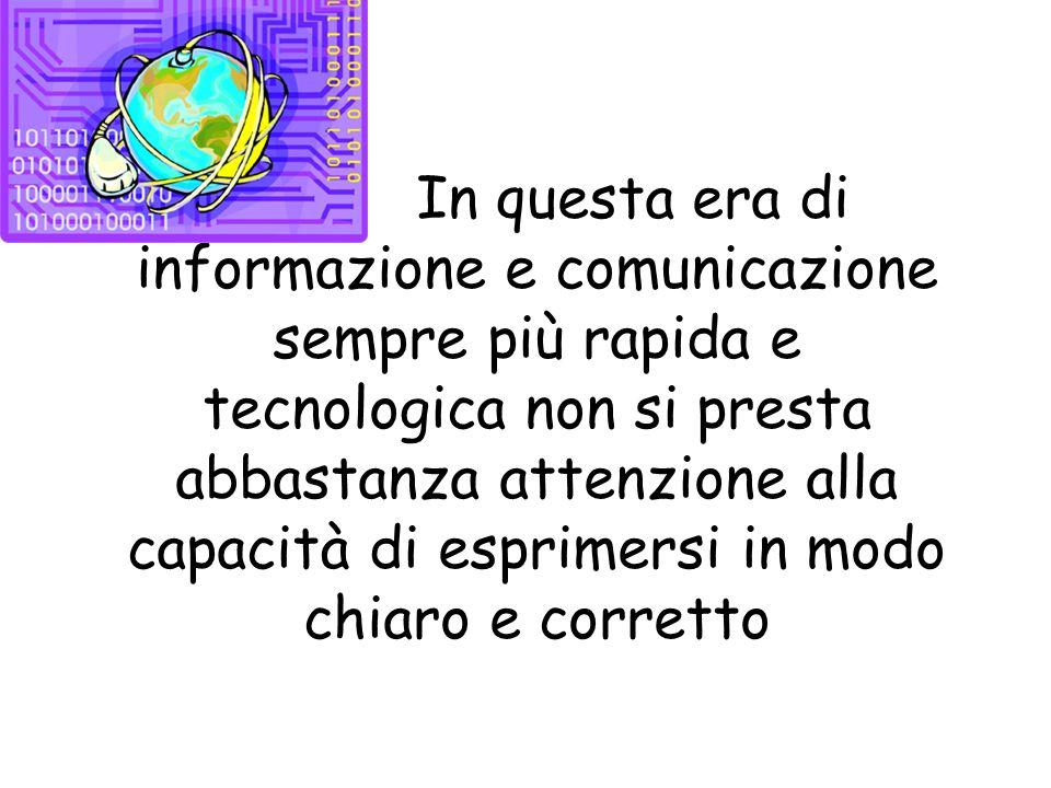 ogni comunicazione avviene contemporaneamente su due piani: contenuto e relazione: Mediante le parole trasmettiamo delle informazioni e con i segnali