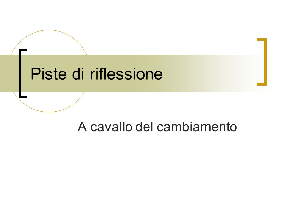 Un esempio di UdA Con la collaborazione di Mario De Luca, a partire da PAROLE E PENSIERI VOL.1, ed.