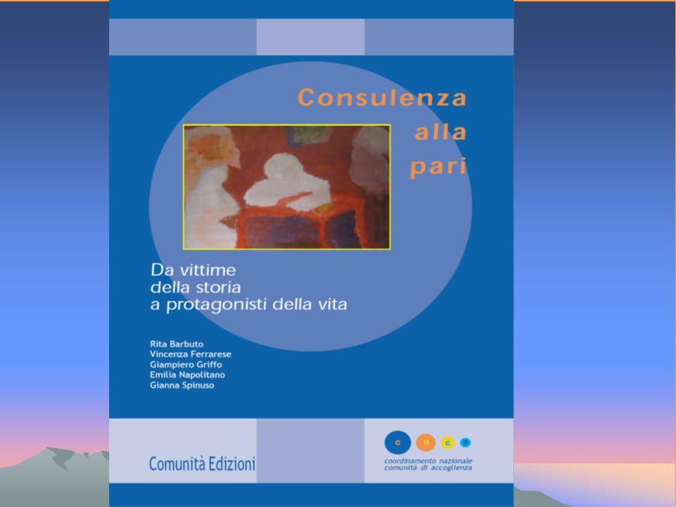 Effetti ed implicazioni La Consulenza alla Pari influisce sia sulla dimensione soggettiva della persona con disabilità sia su quella socio-ambientale.