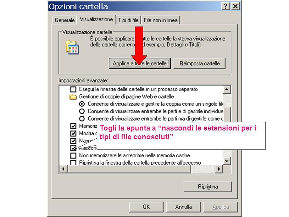 Da programmi aprire Microsoft Word