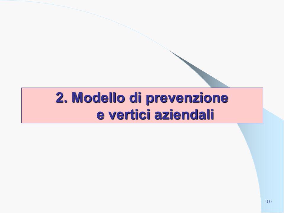9 LE PRINCIPALI CARATTERISTICHE DA CONSIDERARE I problemi connessi alla elaborazione del modello dipendono innanzitutto da: settori (più meno discipli