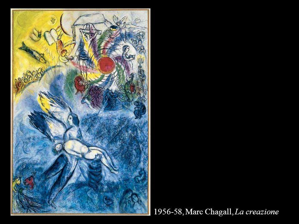 1956-58, Marc Chagall, La creazione