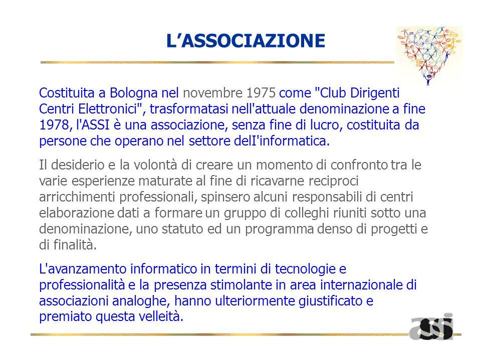 Costituita a Bologna nel novembre 1975 come