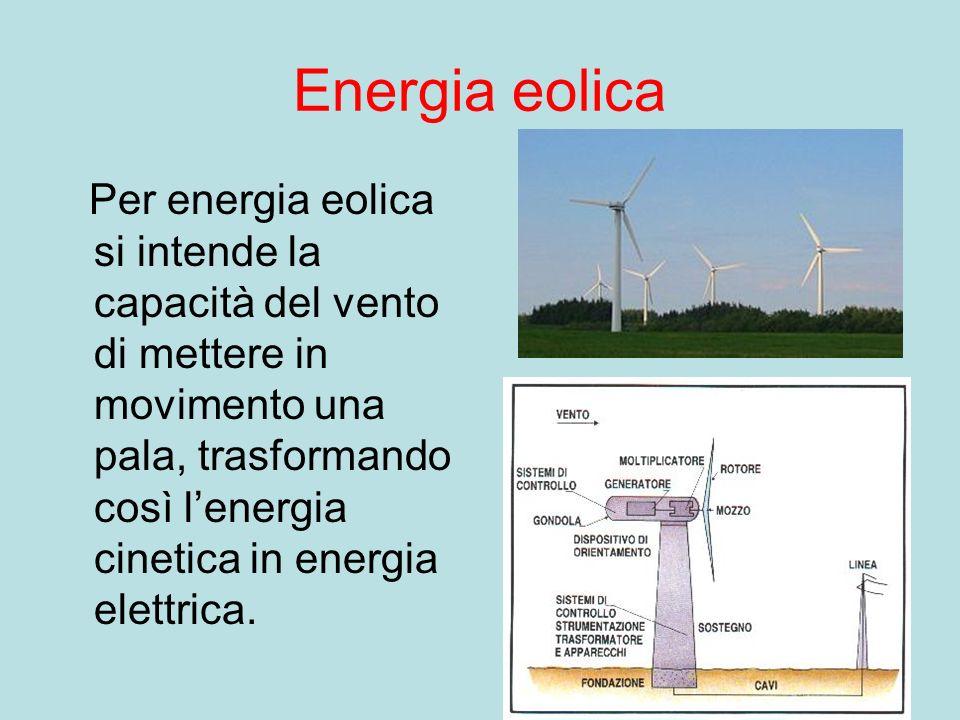 Energia da biomasse Le fonti di energia da biomassa sono costituite dalle sostanze di origine animale e vegetale, non fossili, che possono essere usate, direttamente o dopo opportune trasformazioni, come combustibili