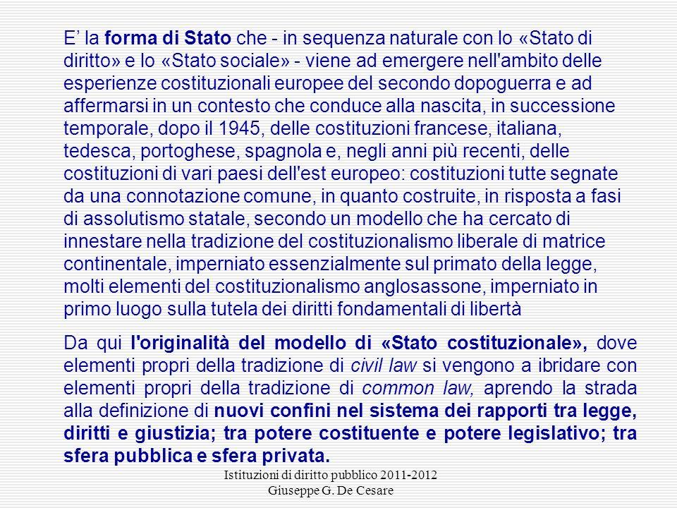 Stato costituzionale (secondo P.Häberle)secondo P.