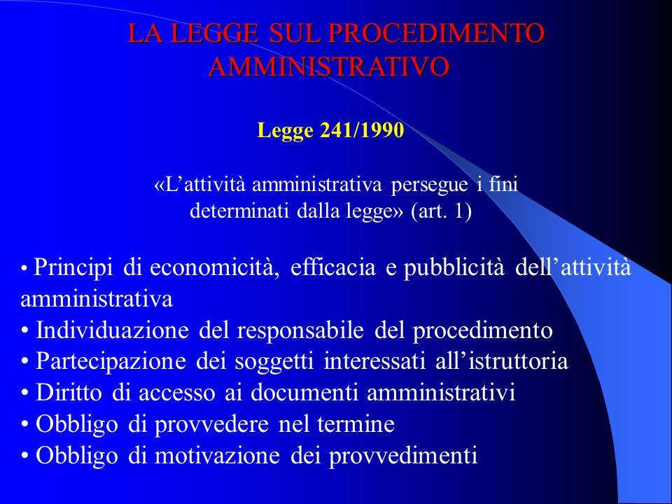 Il principio di responsabilità dei pubblici dipendenti Infine, secondo quanto disposto dall'art. 28 Cost.,