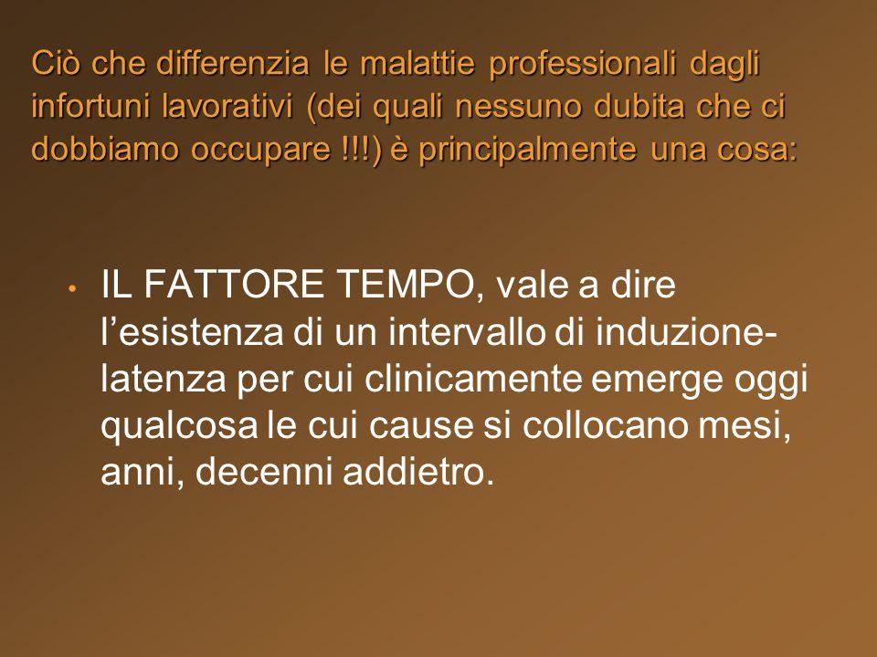 Gli infortuni lavorativi sono, in Italia, una realtà passabilmente nota Esiste un regime ordinario di riconoscimento assicurativo e indennizzo, così come un ampio contenzioso-lavoratori INAIL e INAIL-aziende.