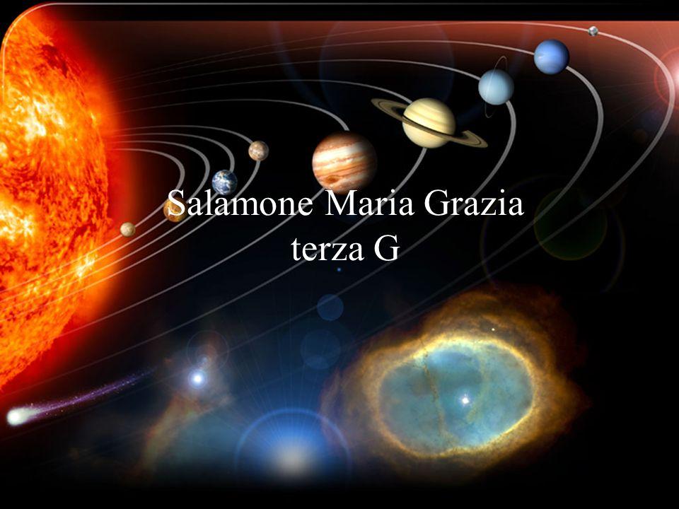 Salamone Maria Grazia terza G