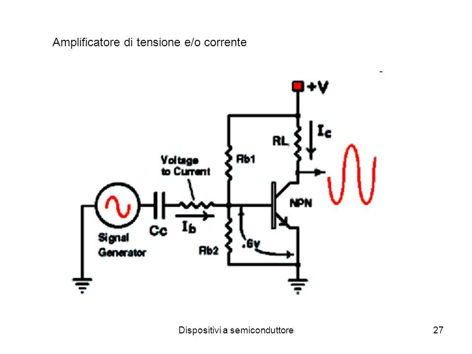 Dispositivi a semiconduttore28 Emettitore Comune