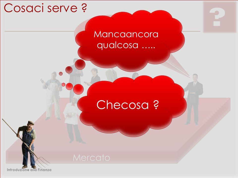 Mercato MancaQual cosa !!.… ma certo … la gente .