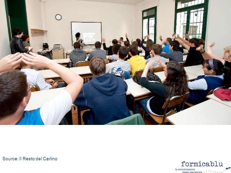 http://www-958.ibm.com/v/112875 Da dove vengono i fondi (2007) Fonte dati: Fondazione Giovanni Agnelli 2010