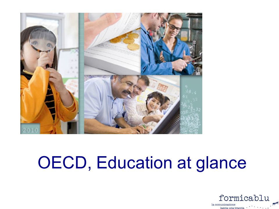 OECD, Education at glance