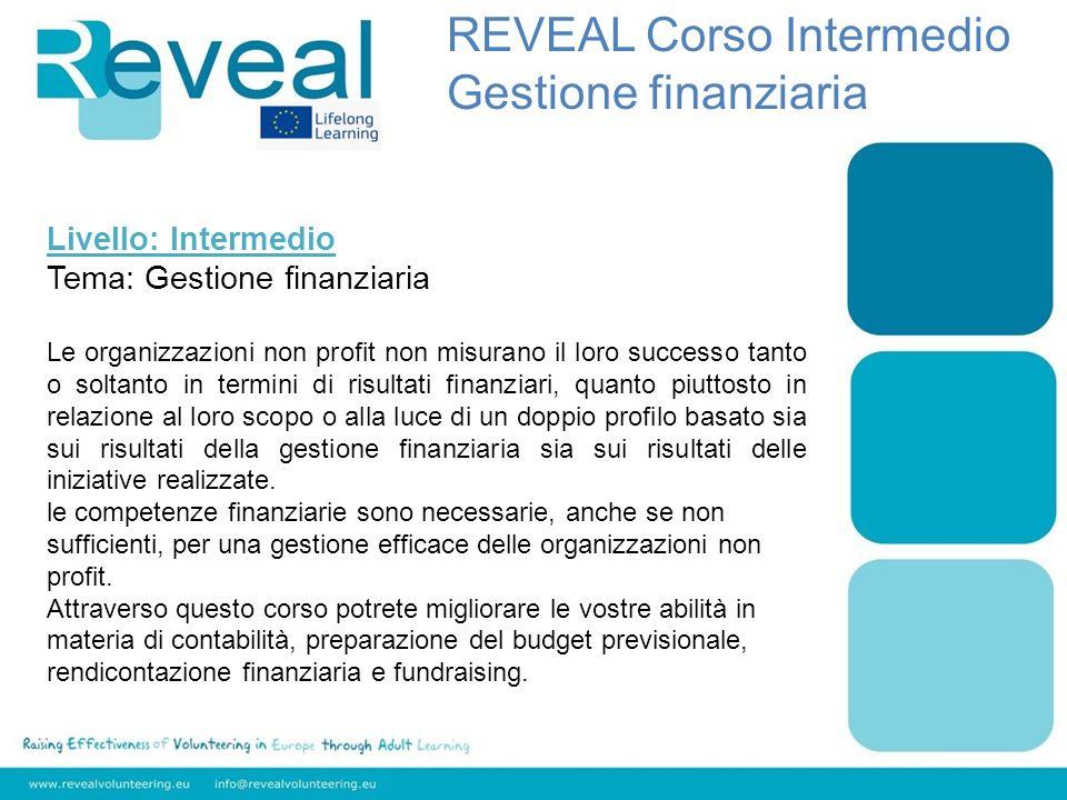 Livello: Intermedio Tema: Gestione finanziaria Le organizzazioni non profit non misurano il loro successo tanto o soltanto in termini di risultati fin
