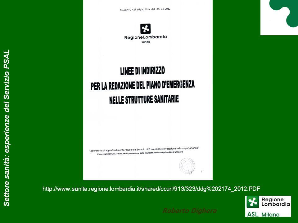 Sorveglianza sanitaria Roberto Dighera Settore sanità: esperienze del Servizio PSAL Sorveglianza sanitaria: sulla popolazione esposta a rischio da movimentazione manuale di pazienti il 7,12% presenta ernie o protrusioni discali