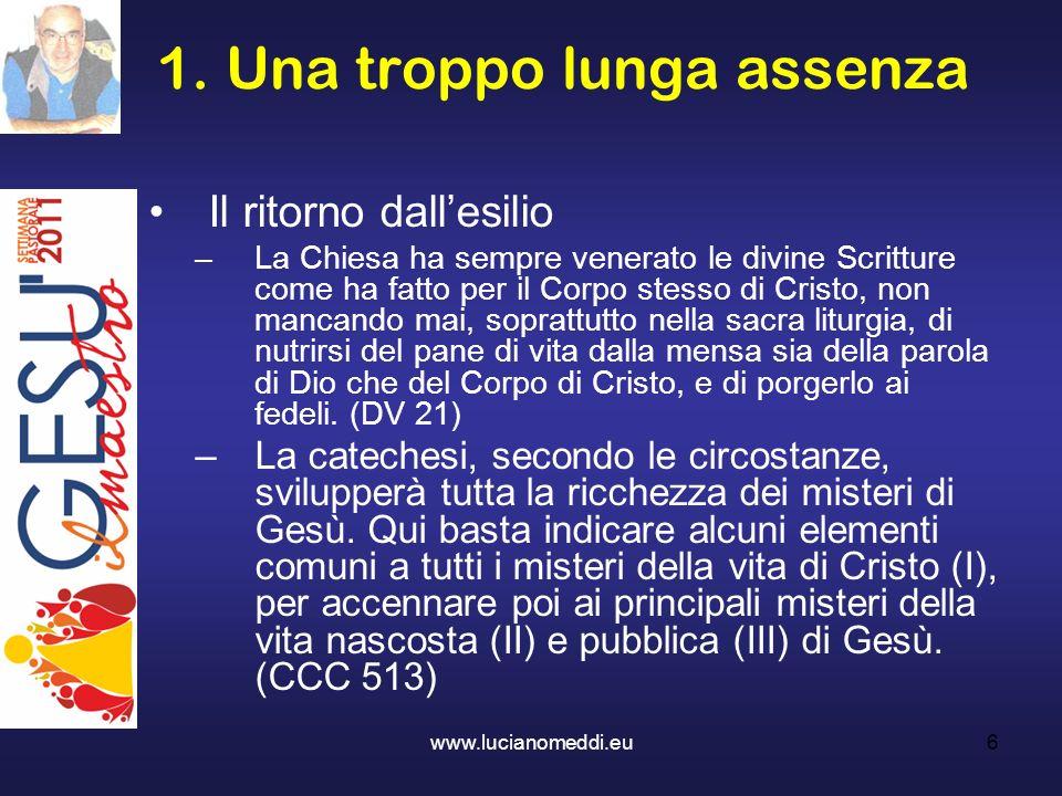 2. Gesù Maestro 7www.lucianomeddi.eu