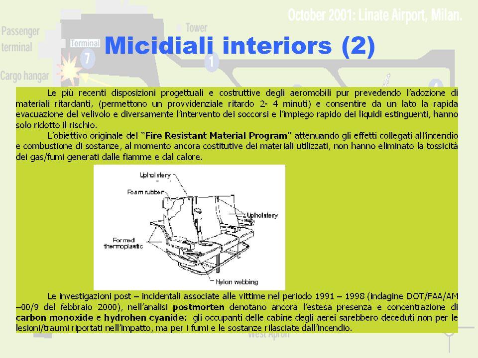 www.aerohabitat.org8 Linate : i limiti dellairport emergency plan (15 ottobre 2001)