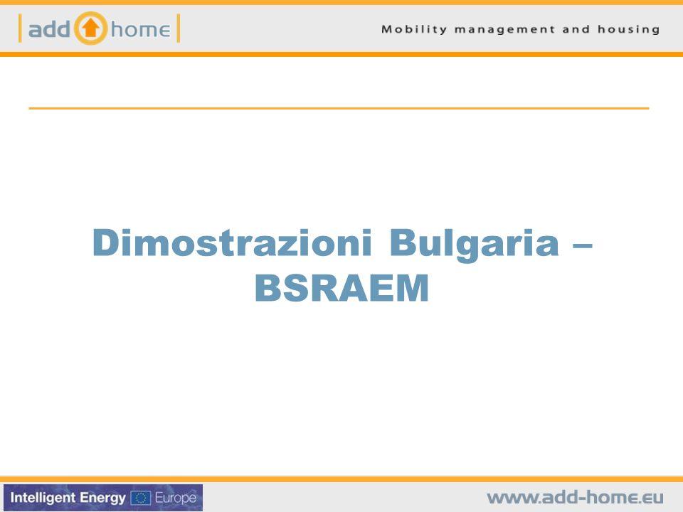 Dimostrazioni Bulgaria – BSRAEM