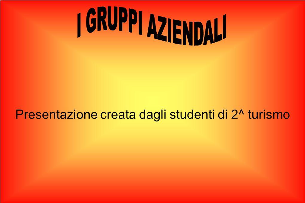 Presentazione creata dagli studenti di 2^ turismo