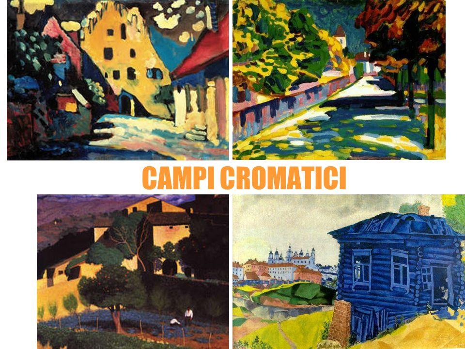 CAMPI CROMATICI Wassily Kandinsky Felix Vallotton Marc Chagall