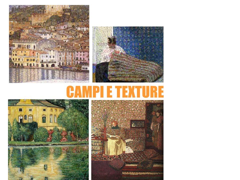 Edouard Vuillard Gustav Klimt CAMPI E TEXTURE