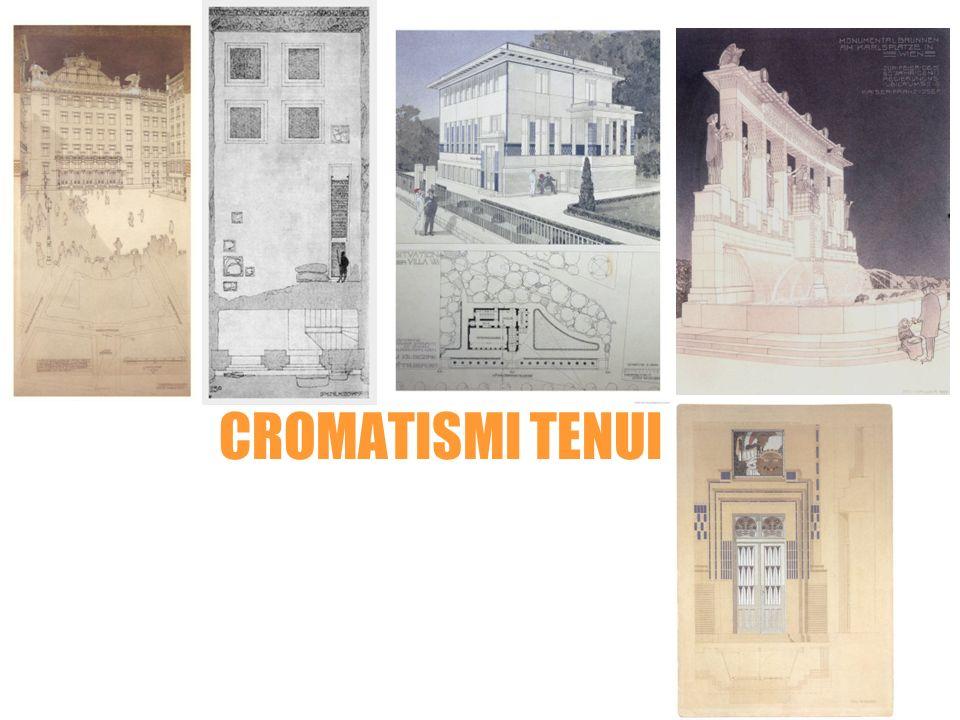 Otto Wagner CROMATISMI TENUI