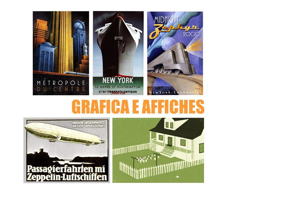 Alessandro Gottardo Decò GRAFICA E AFFICHES