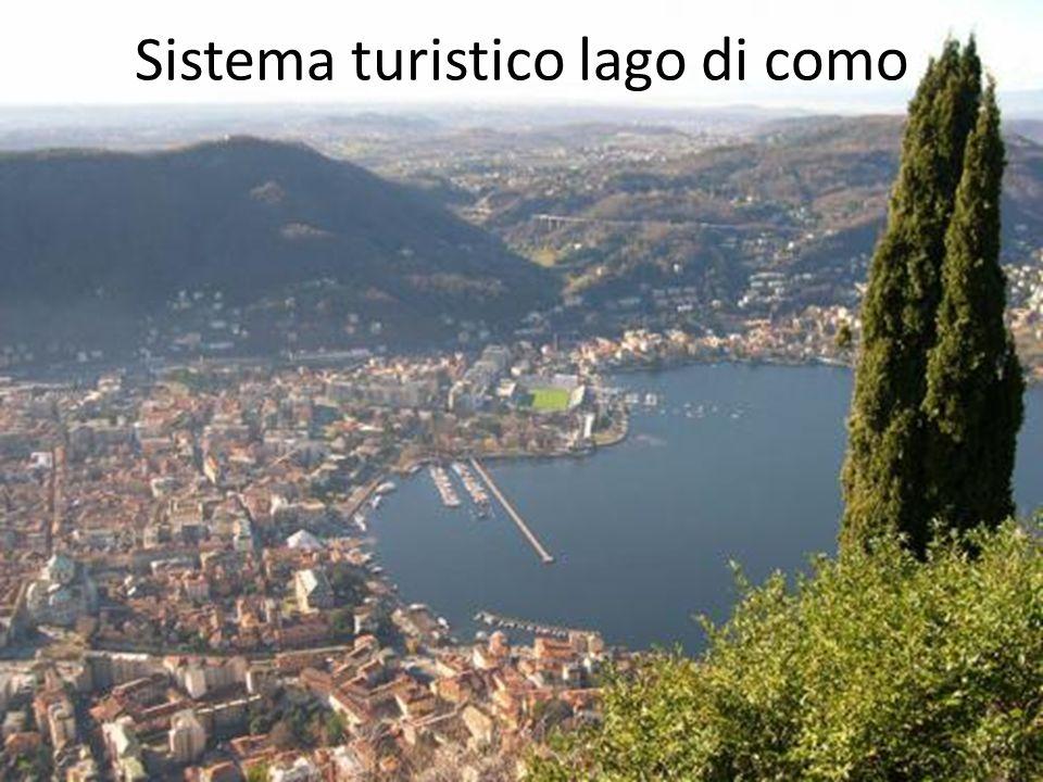 Sistema turistico lago di como
