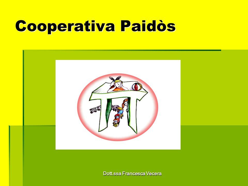 Cooperativa Paidòs Dott.ssa Francesca Vecera
