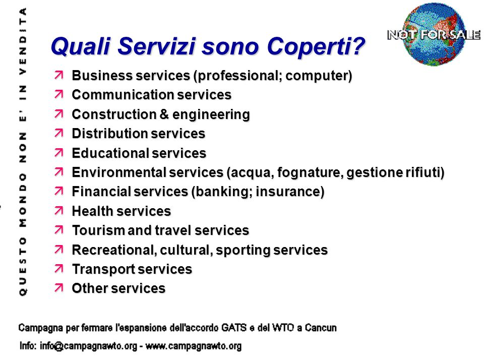 Business services (professional; computer) Business services (professional; computer) Communication services Communication services Construction & eng