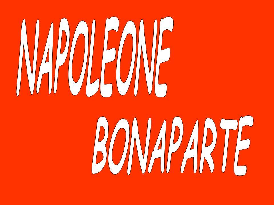Napoleone Bonaparte nacque ad Ajaccio, il 15 agosto 1769.