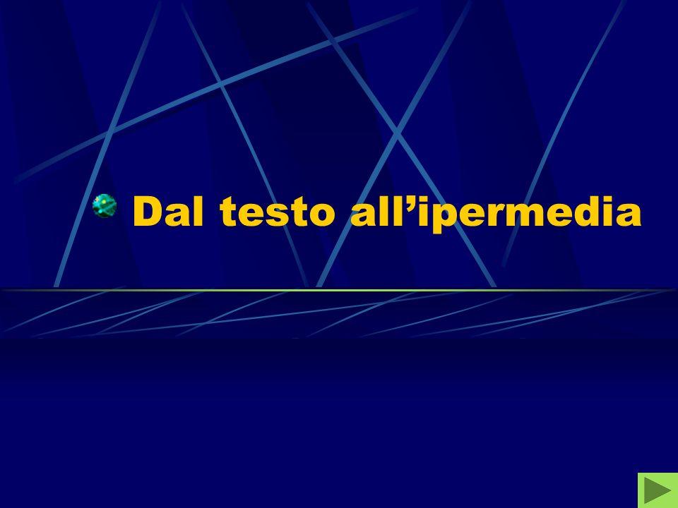 11 Progettare un ipertesto: guida per il docente http://157.138.34.42/apprendere/education/AiR%20Venez ia/html/ipe_doc.htm Lipertesto: spiegazione in 44 slides http://www.slideshare.net/mba/ipertesti APPROFONDIMENTI ON LINE: