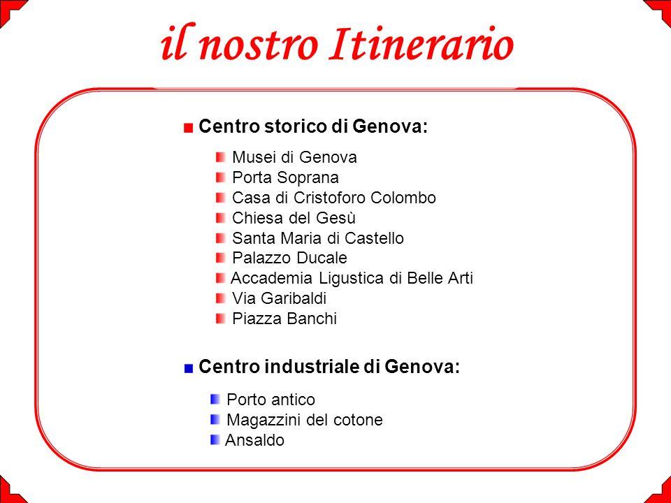 Le origini della città di Genova sono antichissime e ancora oscure.