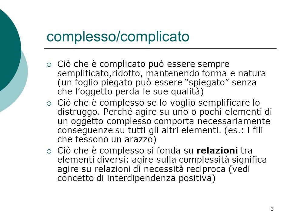 14 Breve bibliografia BRUNER J., La ricerca del significato.
