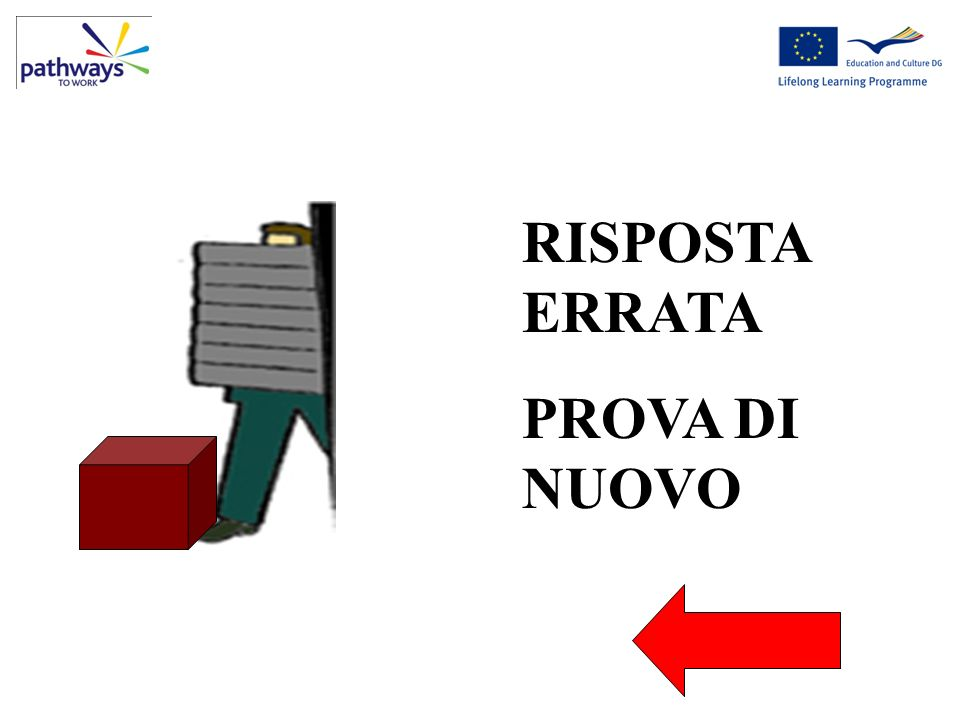 Wrong Question 6 RISPOSTA ERRATA PROVA DI NUOVO