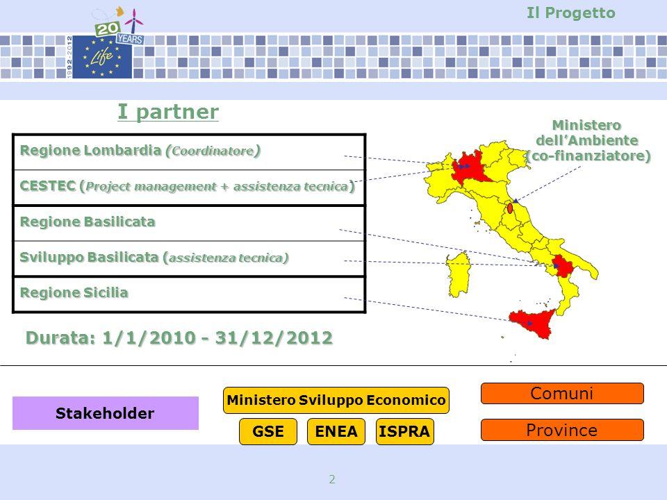promuovere un approccio integrato per la pianificazione ed il monitoraggio del raggiungimento degli obiettivi di sostenibilità energetica stabiliti dallUnione Europea al 2020, coinvolgendo e mettendo in comunicazione i diversi livelli territoriali.