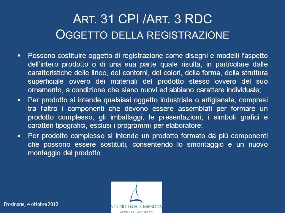 A RT. 31 CPI /A RT.