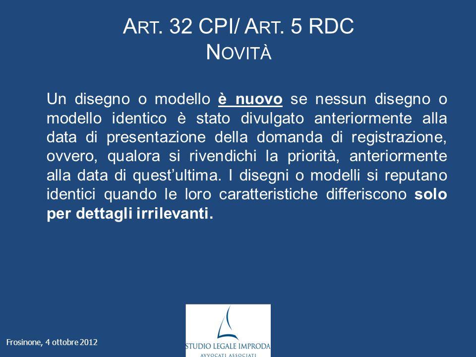 A RT. 32 CPI/ A RT.