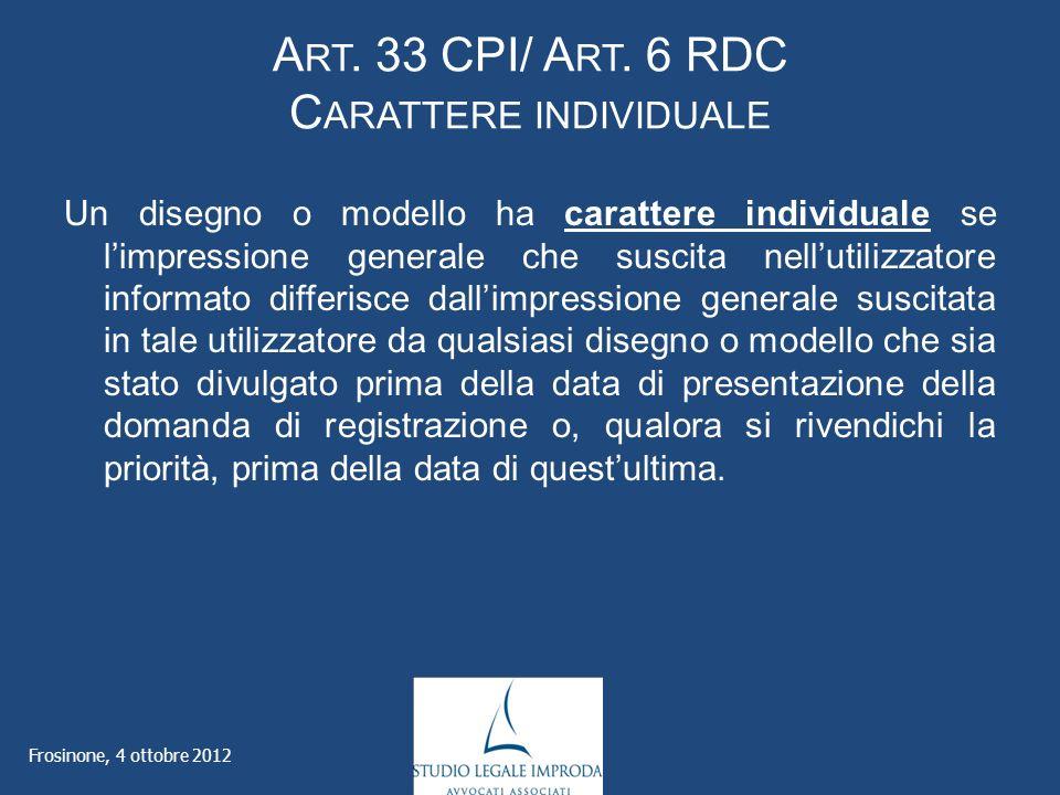 A RT. 33 CPI/ A RT.