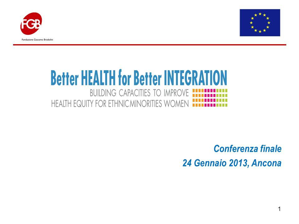 Conferenza finale 24 Gennaio 2013, Ancona 1