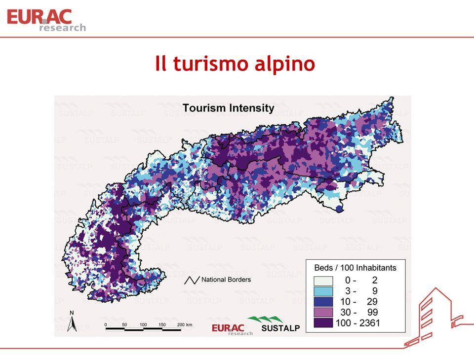 TRASPORTI: Percentuale traffico su strada e su ferrovia nei principali valichi alpini Strada Strada: 70.1 % Fonte Alpinfo, 2004 Ferrovia Ferrovia: 29.9% Fonte Alpinfo, 2004